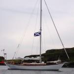 Georgiana K Classic Yacht