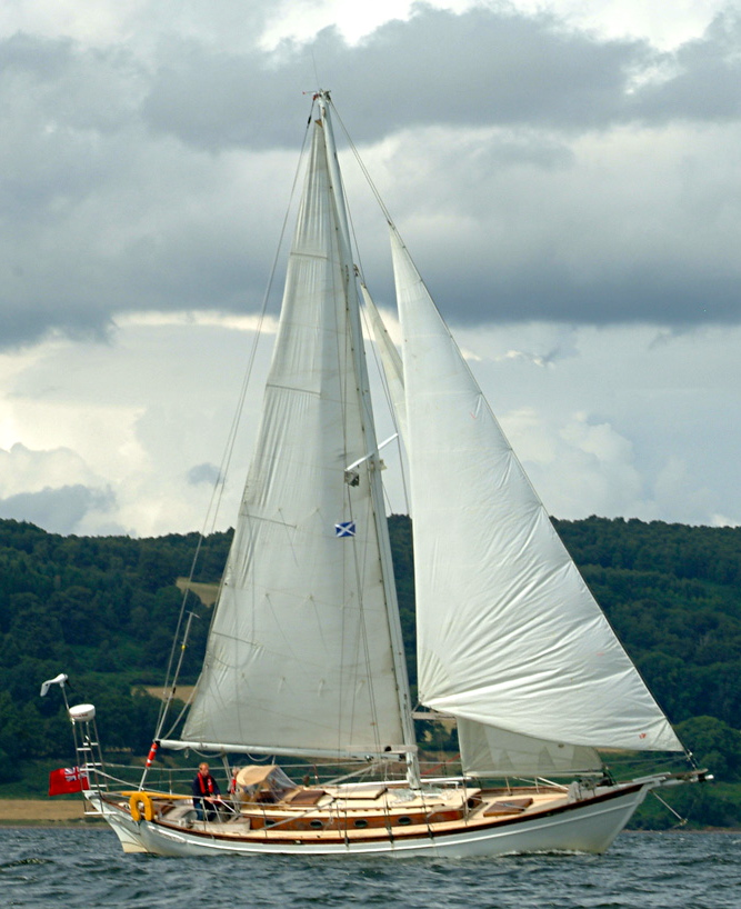 Scotland Yacht Delivery1