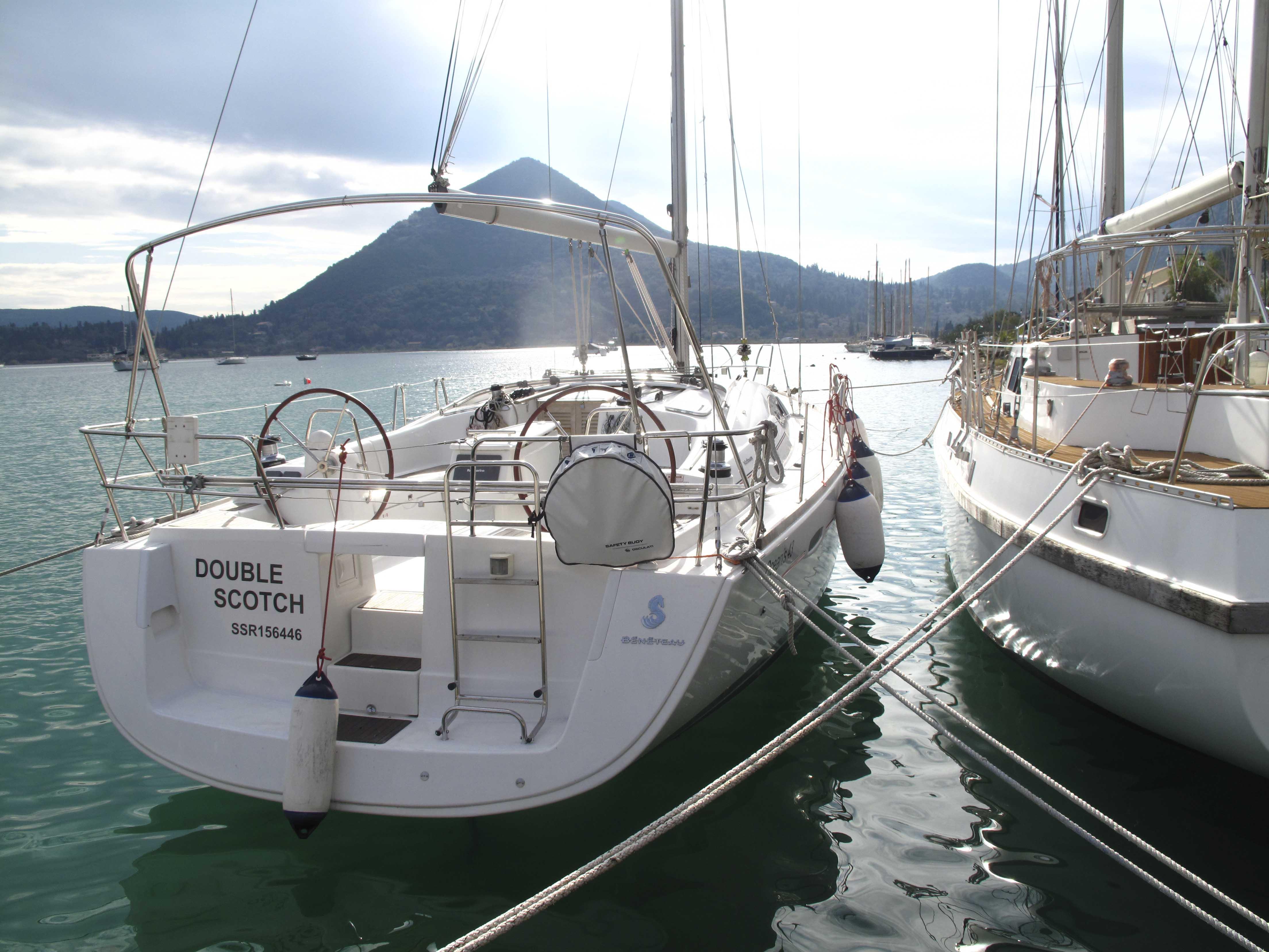 YachtDeliveryLefkas